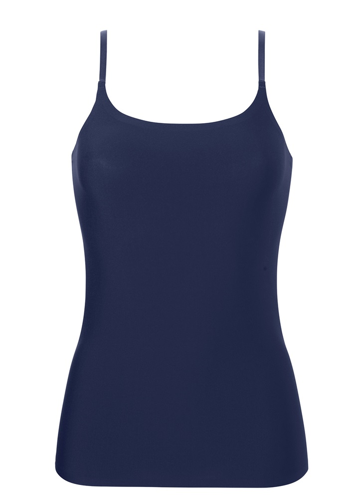 SECRETS Strappy Vest - Blue