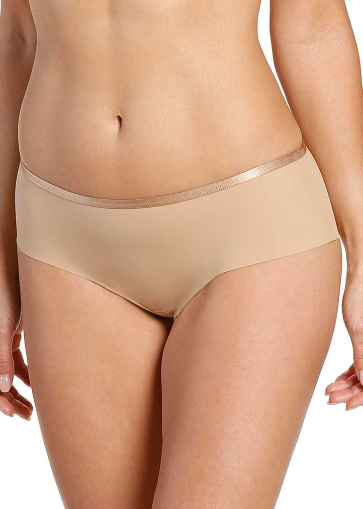 CLEAN CUT Seamless Pant - Caramel