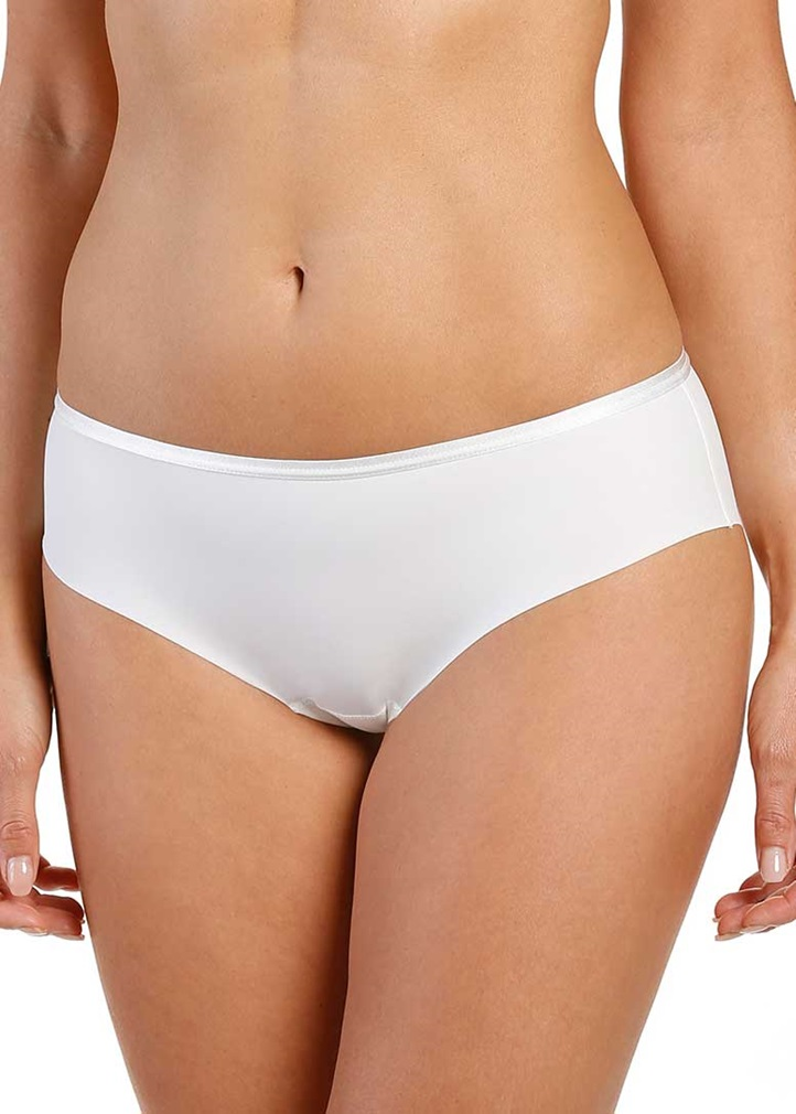 CLEAN CUT Seamless Bikini Brief - Ivory