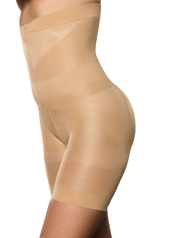 EVOLUTION High Waist Shaping Pant - Nude