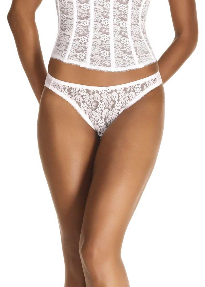LACE Brief - White