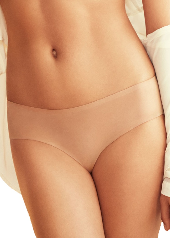 B.SLEEK Seamless Thong - Nude