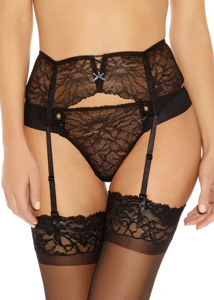 B.GORGEOUS Suspender Belt