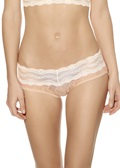 LACE KISS Hipster Brief - Naughty Naked