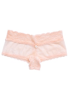 NOIR Full Lace Short - Pink