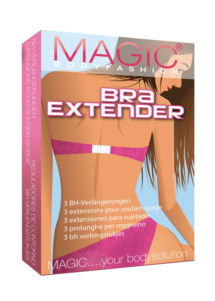 MAGIC Bra Extenders - 2 Hook