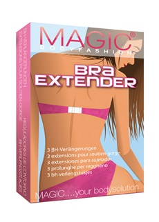 MAGIC Bra Extenders - 3 Hook