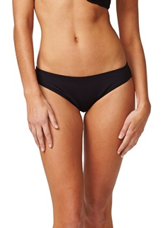Moontide Contours Black Bikini Brief