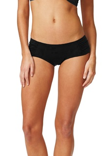 Moontide Contours Black Boy Leg Bikini Brief