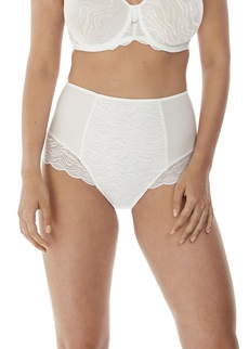 IMPRESSION High Waist Brief - White