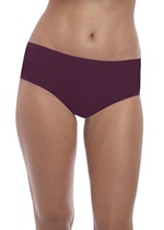 Fantasie Smoothease Black Cherry Invisible Brief