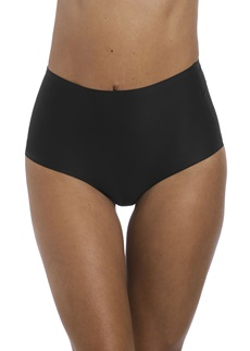 Fantasie Smoothease Black Invisible Full Brief