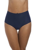 Fantasie Smoothease Navy Blue Invisible Full Brief