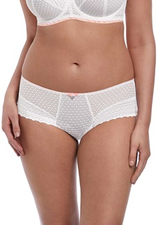 DAISY LACE Short - White
