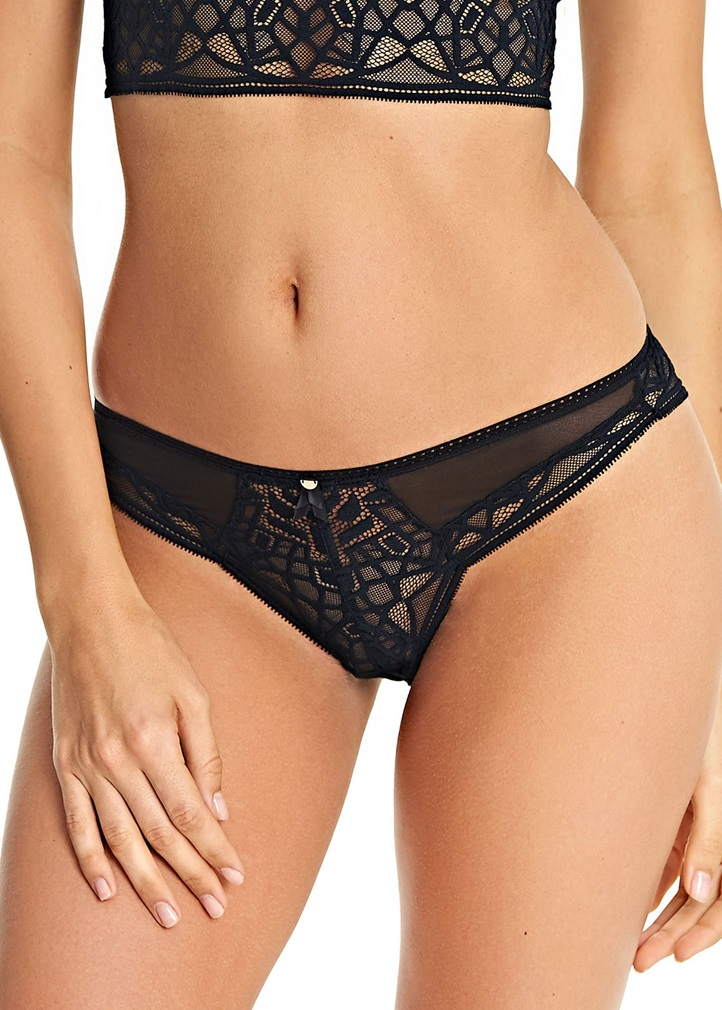 SOIREE LACE Brazilian Thong