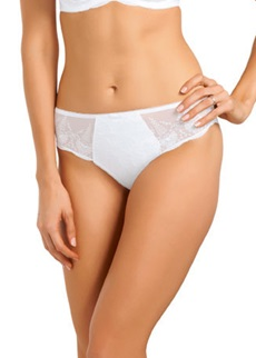 Fantasie Elodie White Thong
