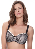 ISABELLA Padded Half Cup Bra
