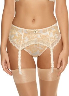 Fantasie Mae Ivory Suspender Belt