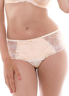 IVANA Deep Lace Thong