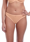 STARLIGHT Brazilian Thong - Caramel