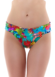 UNDER THE SEA Fold Bikini Brief