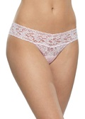 SIGNATURE LACE Low Rise Thong - Bliss