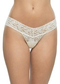 Hanky Panky Signature Lace Ivory Low Rise Thong
