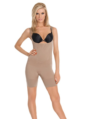 FRONTLESS Body Shaper - Nude