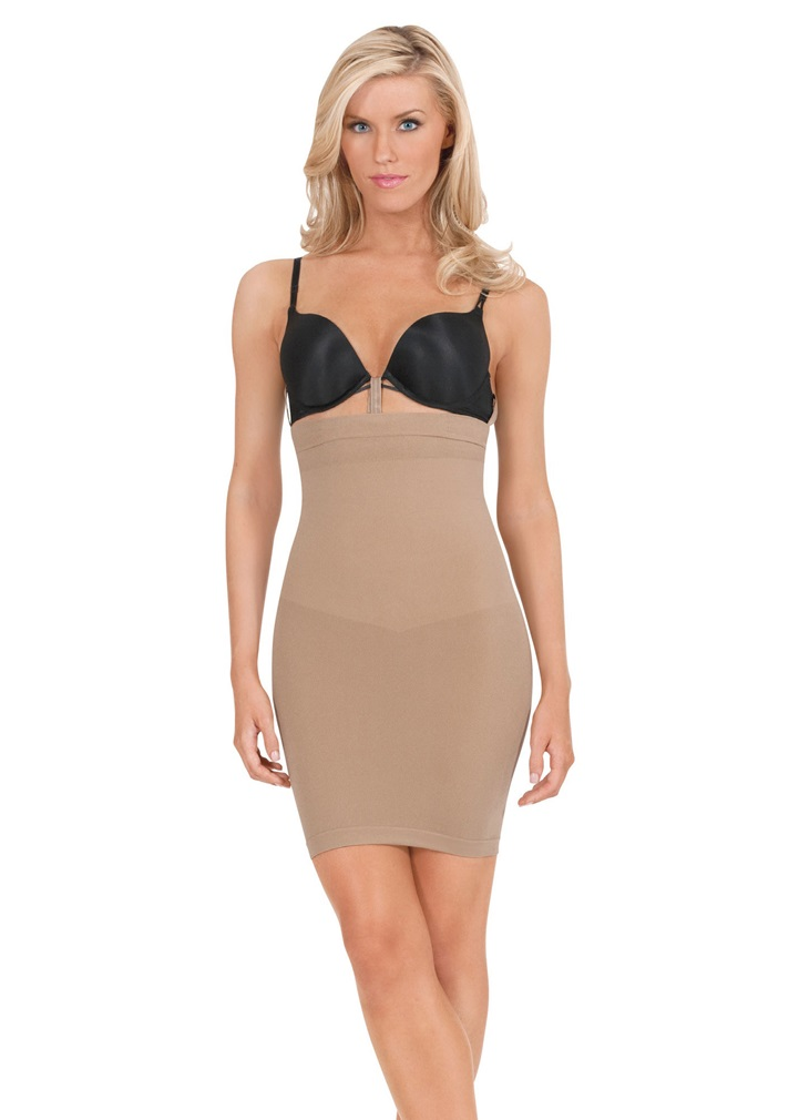 HIGH WAIST Slip Shaper - Nude