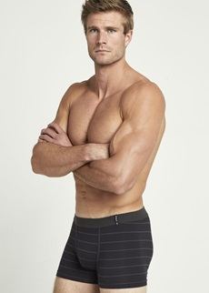 Jockey Active Cotton Black Trunk 3 Pack