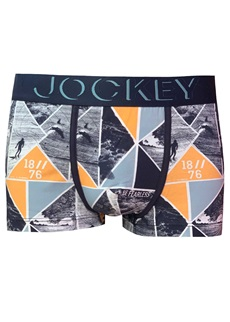 BEACH LIFE Cotton Trunk - Deep Night