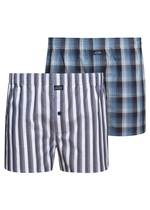 Jockey Beach Life Deep Night Woven Boxer 2 Pack