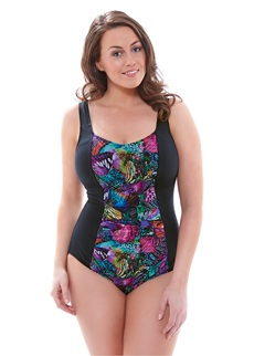 KALEIDOSCOPE Moulded Swimsuit