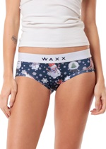 Waxx Snowman Ladies Short