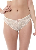 Tutti Rouge Liliana Cream Brazilian Tanga