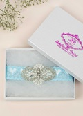 Mabelicious Bridal Simply Love 'Lux' Bridal Garter