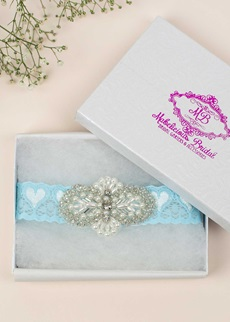 SIMPLY LOVE 'Lux' Bridal Garter