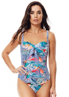 Moontide Morocco Twist Swimsuit