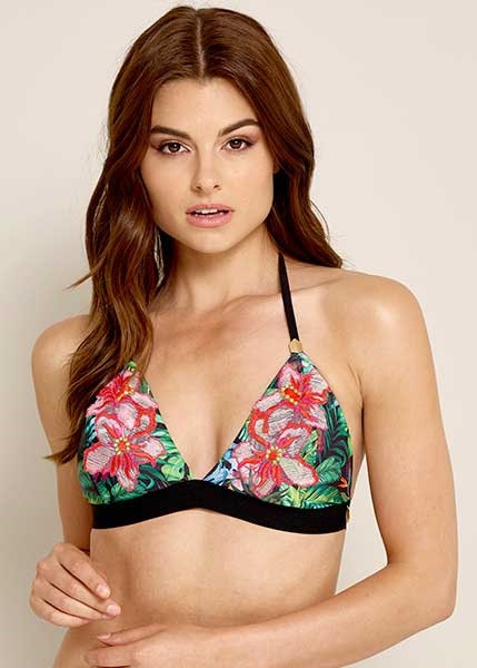 EDEN Swimlette Top