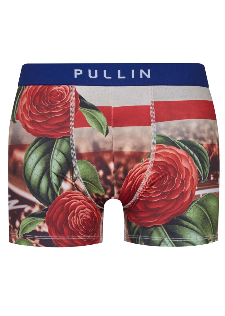 MASTER HUDDLE Mens Boxer Short
