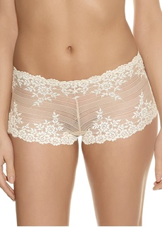 EMBRACE LACE Short - Nude