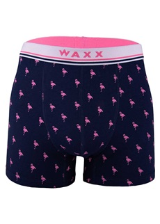 Waxx Flamingo Mens Cotton Boxer Short