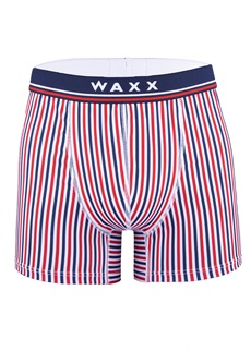 Waxx Multi Stripes Mens Boxer Short