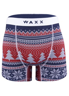 Waxx Winter Tree Mens Boxer Short