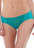 B.Tempt'd B.Gorgeous Tile Blue Bikini Brief