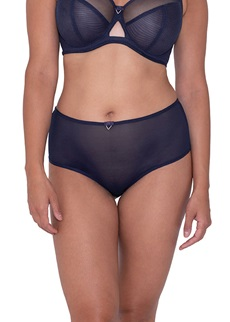 Curvy Kate Victory Navy Short