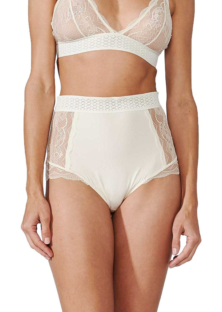 BONNE NUIT High Waist Brief