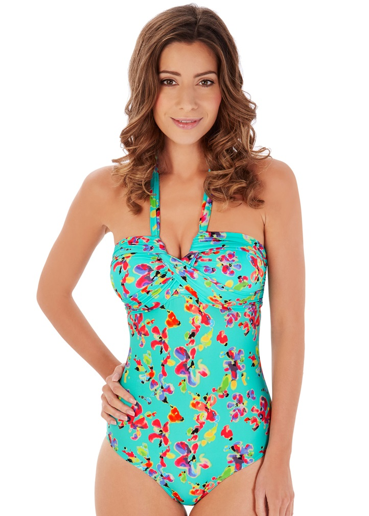 SUNSET Halter Swimsuit