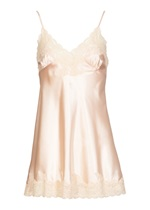 LingaDore Ava Powder Pink Chemise