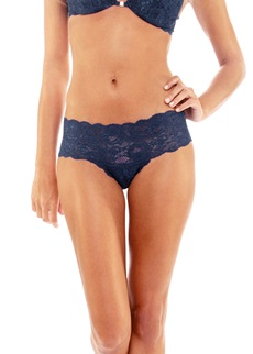 Never Say Never Hotpant - Navy